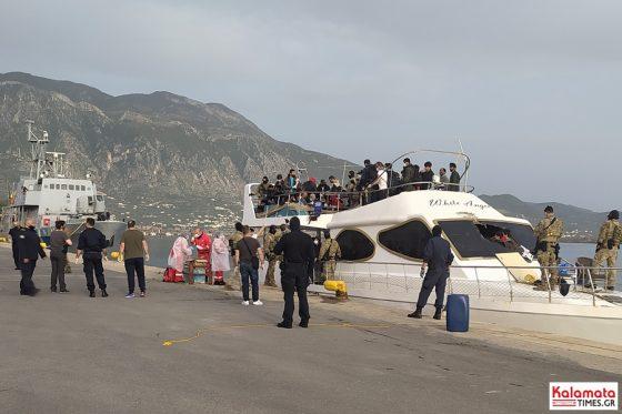 Μεταφέρθηκαν οι 184 μετανάστες στο Κέντρο Μεταναστών του Δήμου Ανδραβίδας – Κυλλήνης
