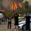 Καίγονται σπίτια σε Βαρυμπόμπη –  Εκκενώνονται και οι Θρακομακεδόνες